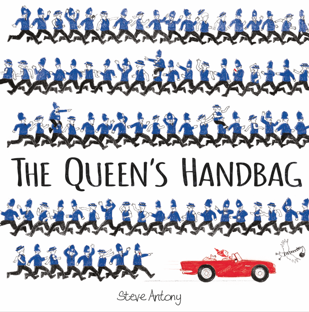 the queens hat the queens handbag