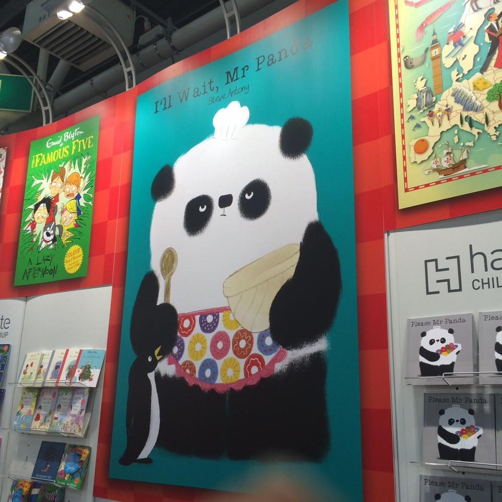 'I'll Wait, Mr Panda'