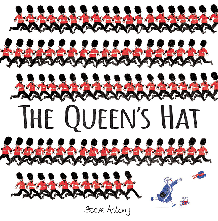The Queen's Hat   By Me   (Hachette Children's)