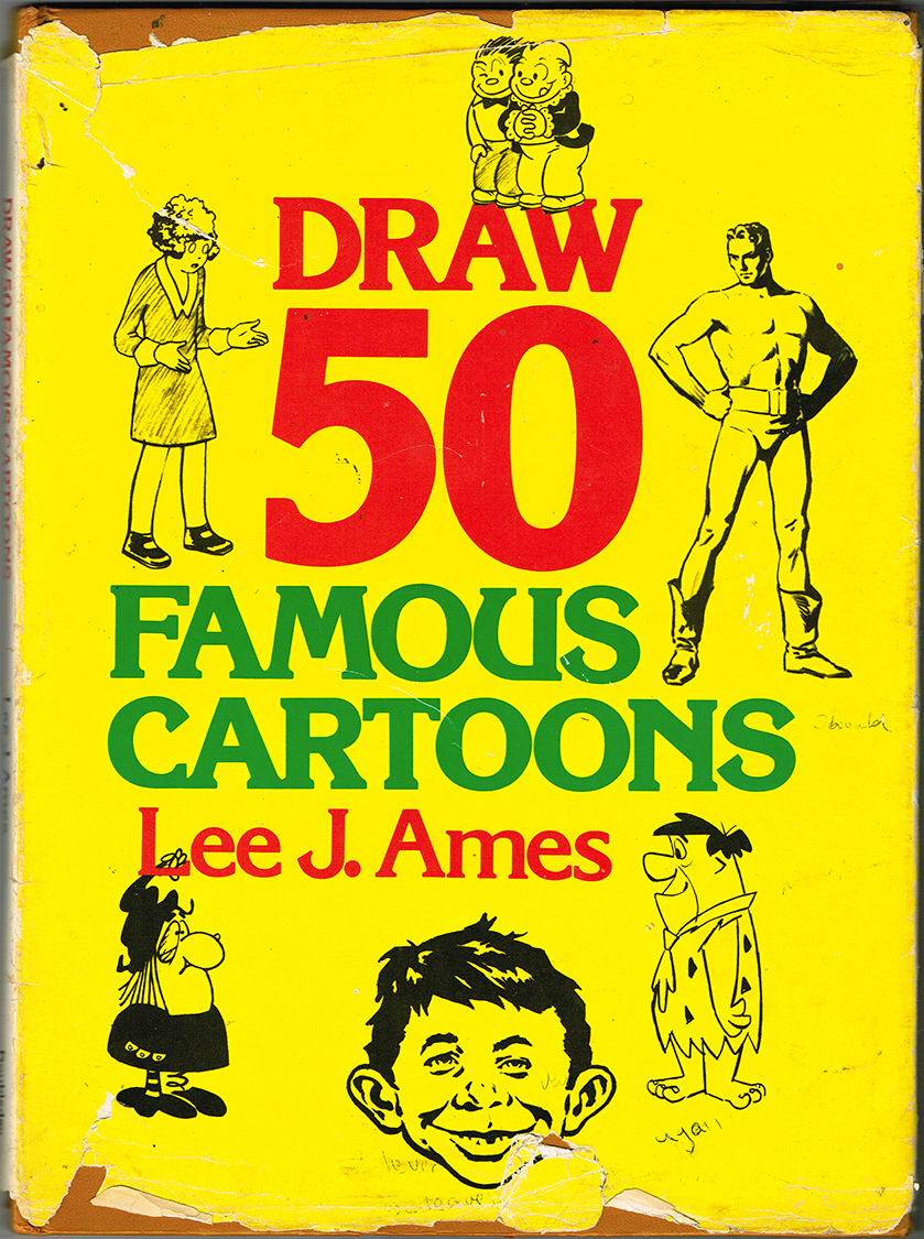 A 1980's Draw 50 book. Click to enlarge