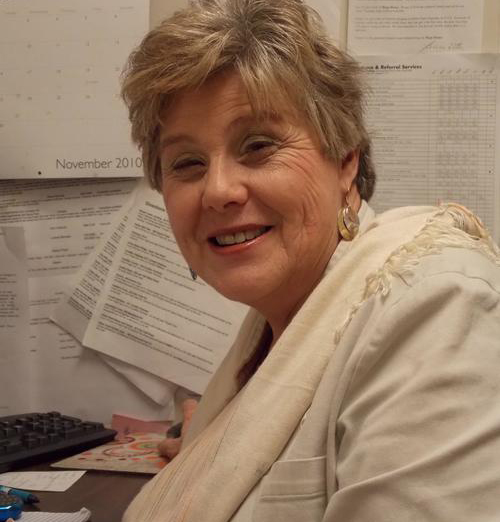 Sherry Pritchard