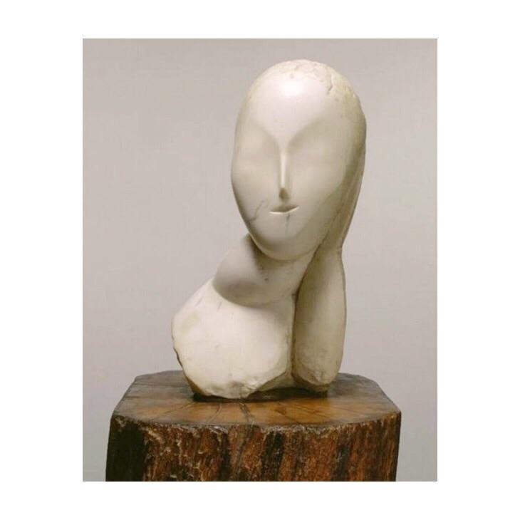 Brancusi, The Muse, 1912