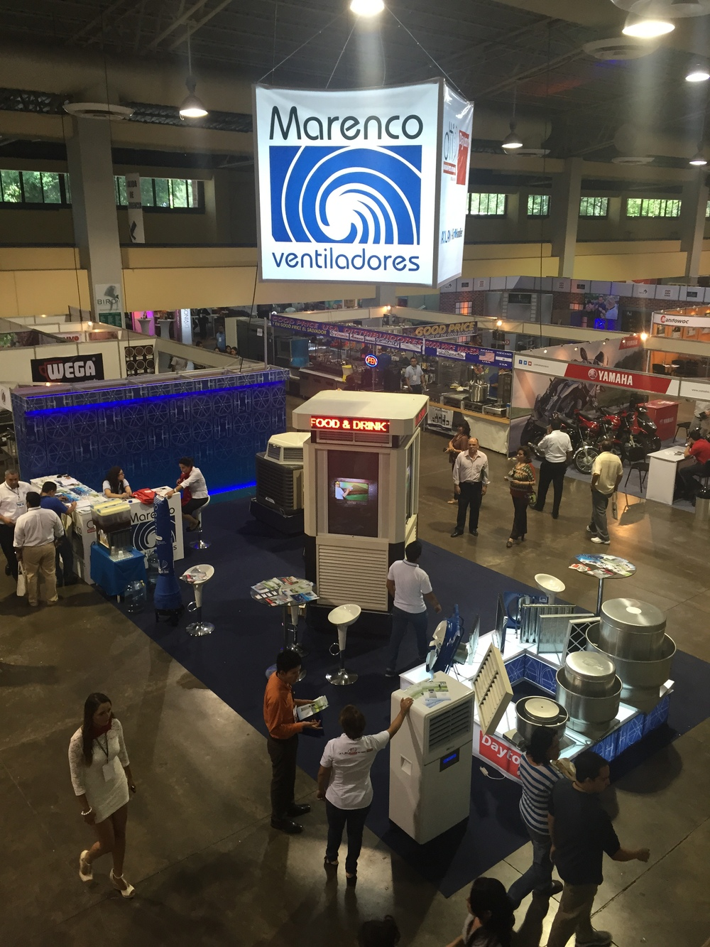 THE FOOD AND DRINK TRADE SHOW - 2015