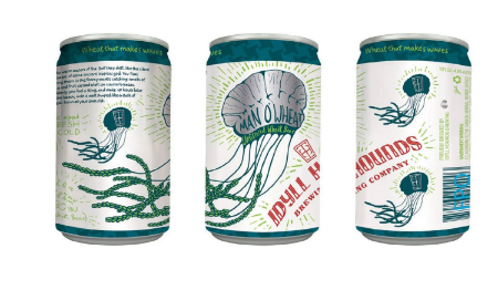MAN O' WHEAT CANS (IMAGE COURTESY OF IDYLL HOUNDS)