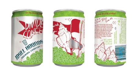 Divide & Conch'r Cans (image courtesy of Idyll Hounds)