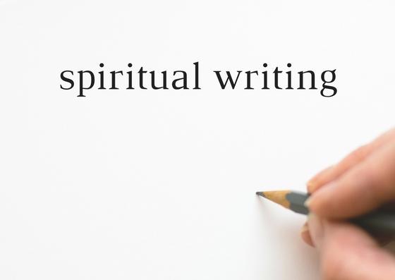 spiritual writing.jpg