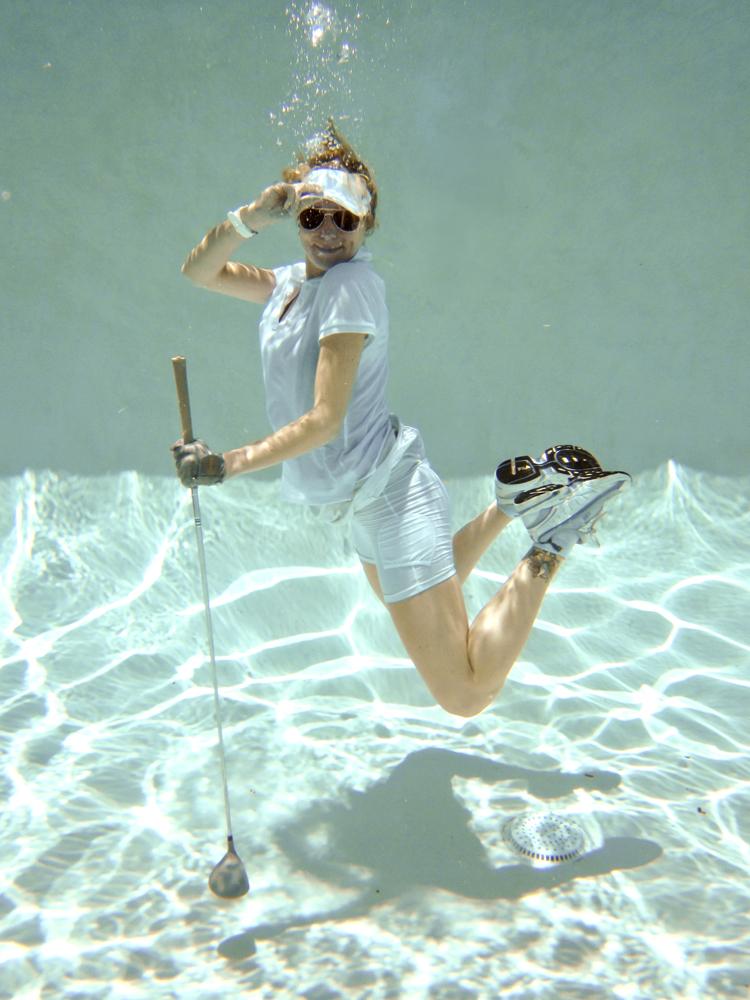 Underwater Golf