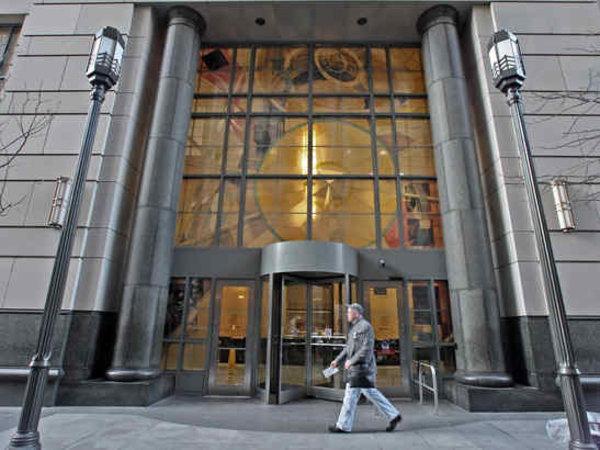 The Criminal Justice Center in Philadelphia
