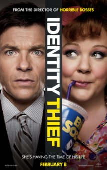 Identity Thief stars Jason Bateman and Melissa McCarthy