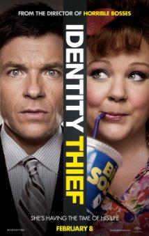 Identity Thief stars Jason Bateman and Melissa McCarthy