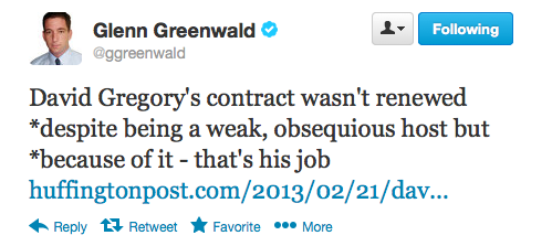 Greenwald Tweet on David Gregory.png
