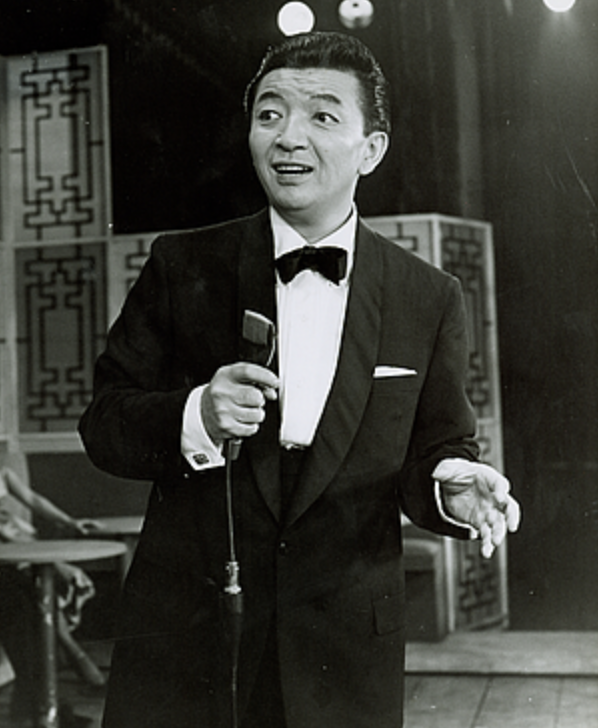 Jack Soo played Frankie in the original production of  Flower Drum Song and later went on to play Sammy Fong, a role he reprised in the movie.
