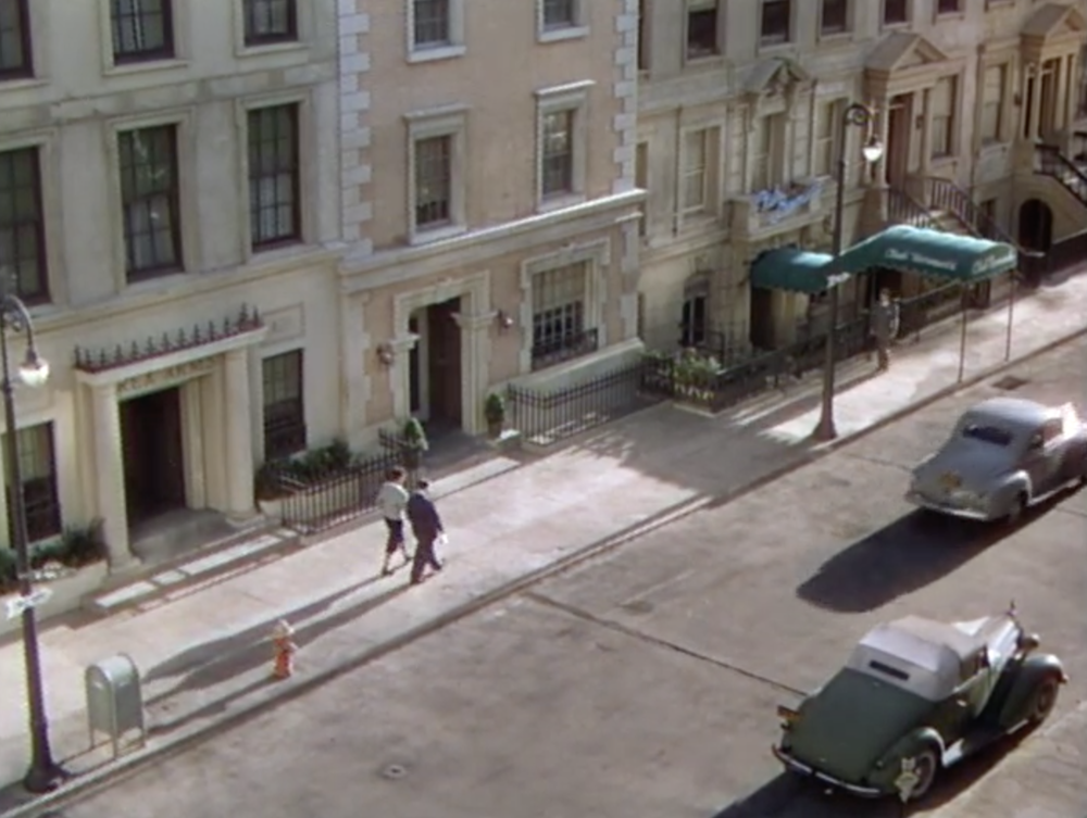 You have to be looking pretty closely to see Hitch's cameo right after the opening credits