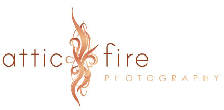Attic Fire Photography