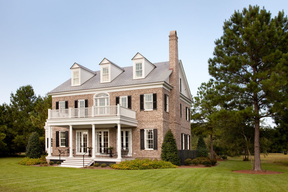 Private Residence  Oldfield SC  Foutz Construction