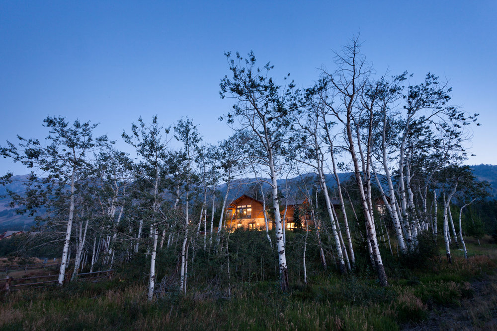 Private Residence  Jackson WY  Inspirato   View Full Project