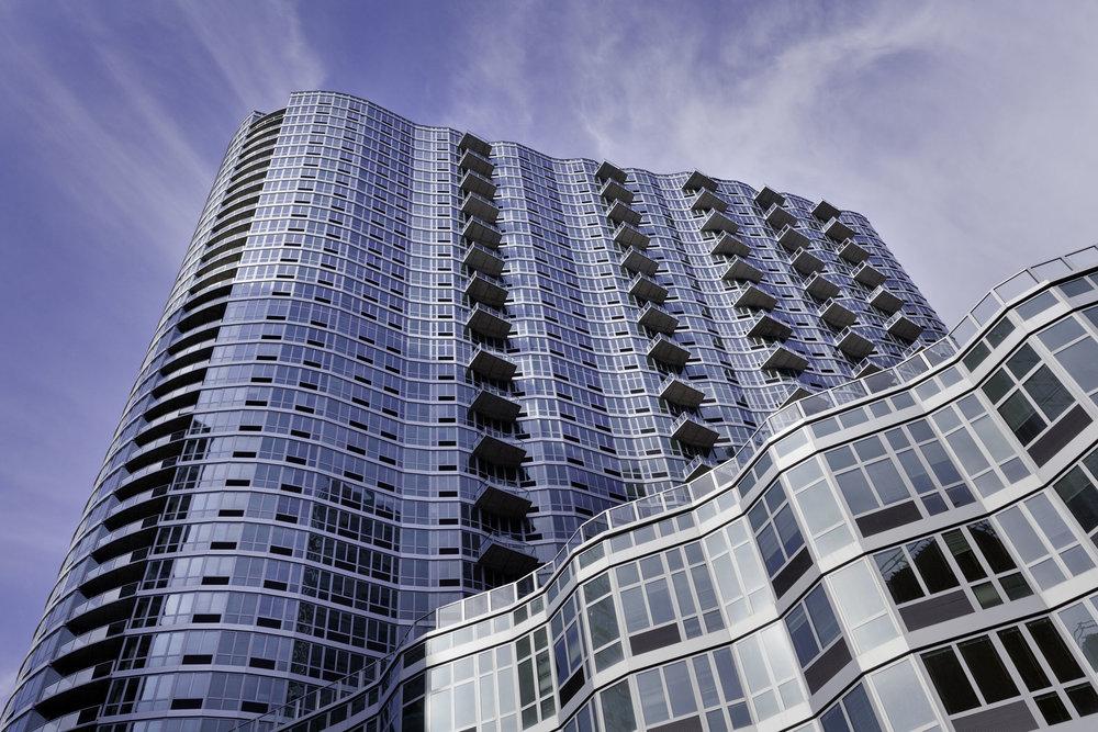 4545 Center Boulevard  Long Island City, NY  Arquitectonica