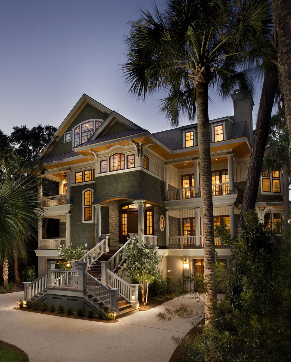 Private Residence  Kiawah Island SC  Camens Architectural Group