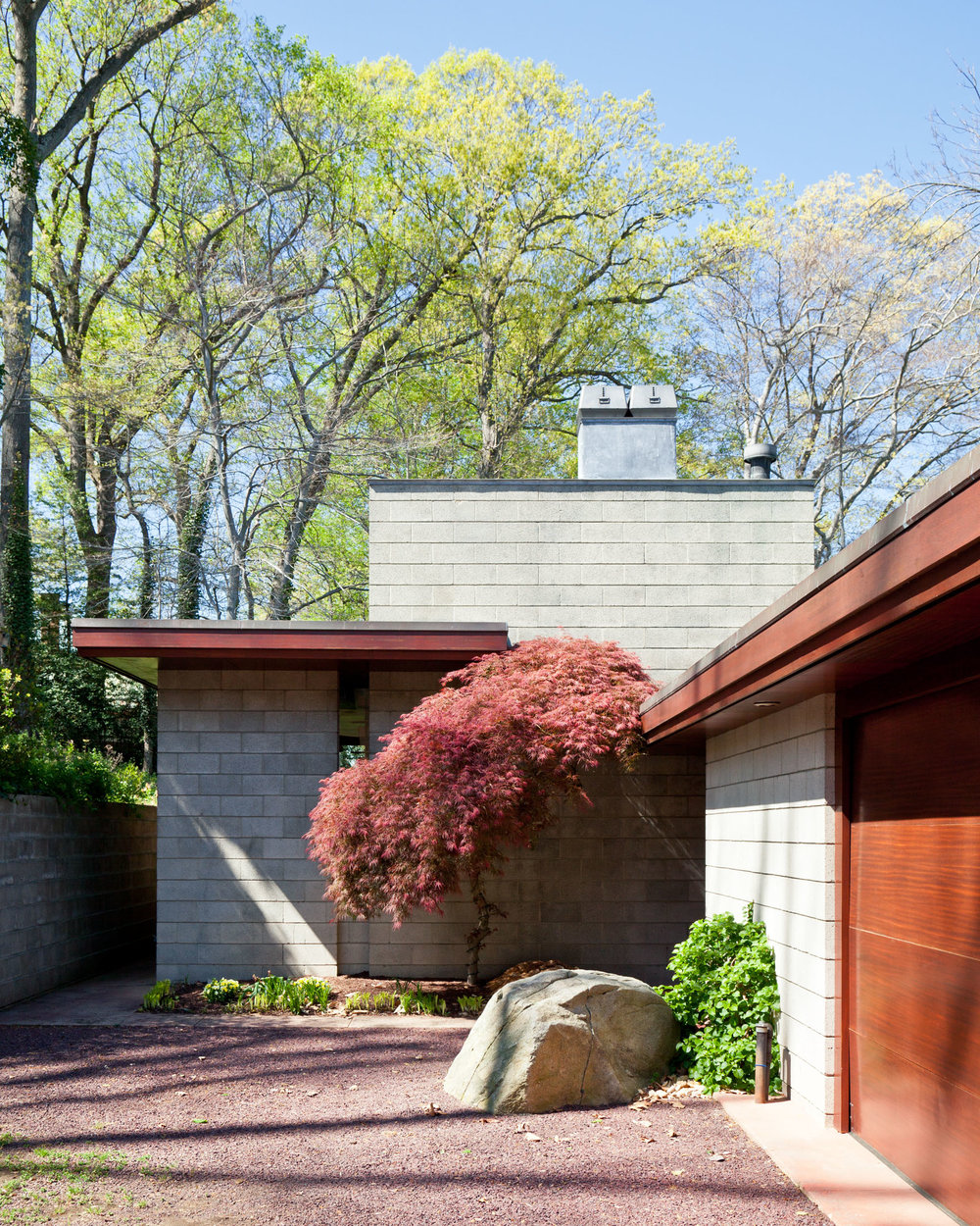 The Marden House  McLean VA  Frank Lloyd Wright