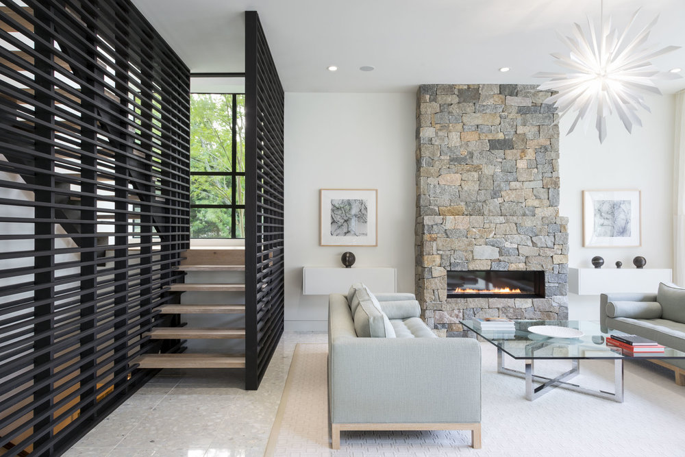 Private Residence  Sag Harbor NY  Oza Sabbeth Architects   View Full Project