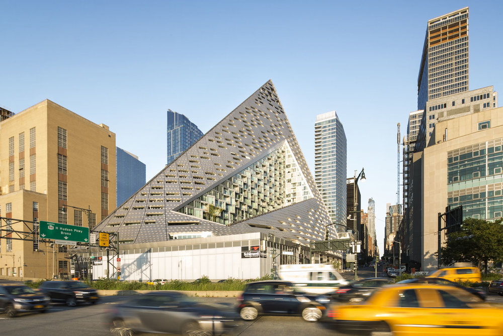 VIA 57 West  New York NY  Bjarke Ingels Group