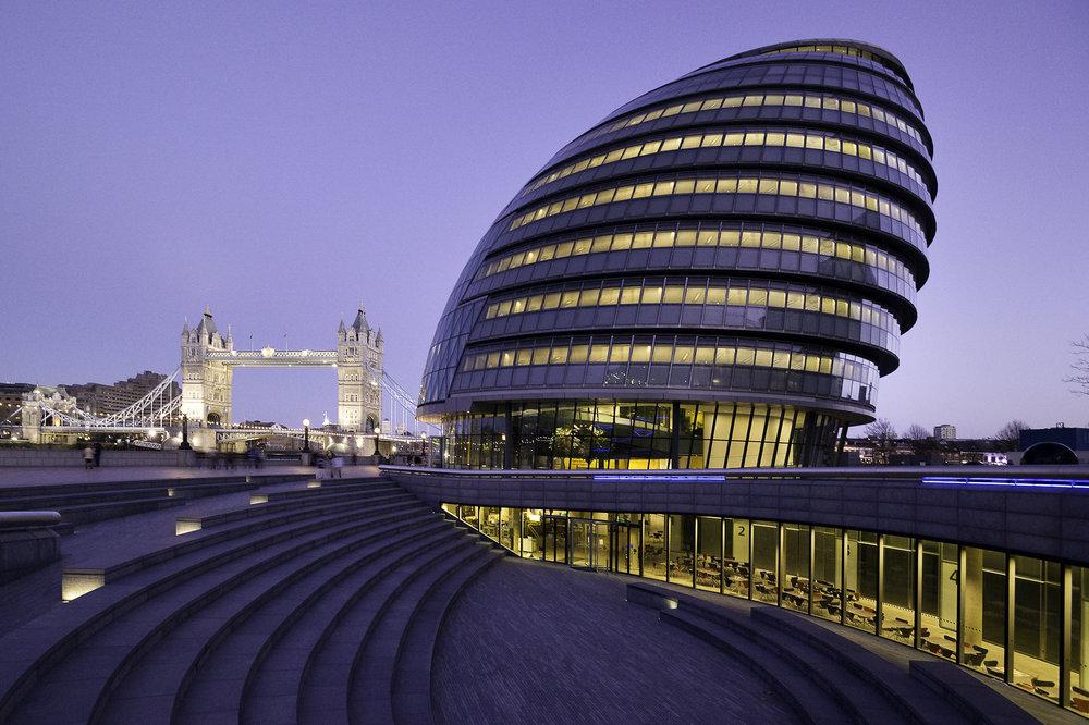 London City Hall  London UK  Norman Foster