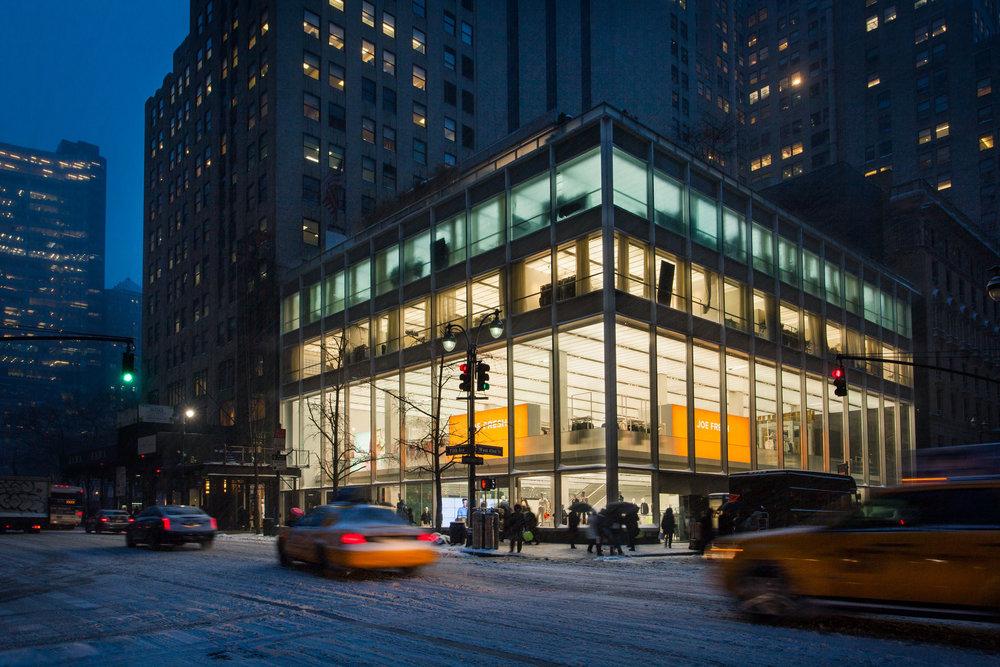 Joe Fresh, 5th Avenue  New York NY