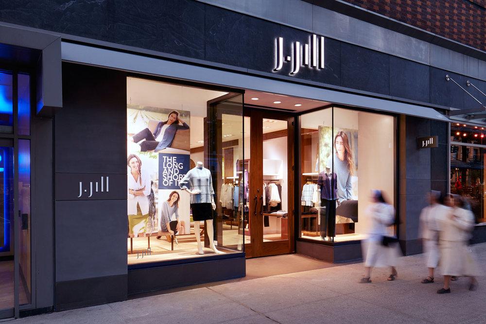 J Jill Store  Columbus Circle, NYC