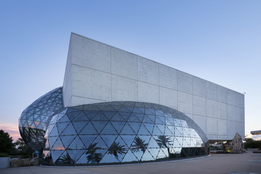 Salvador Dali Museum  St. Petersburg FL  HOK   View Full Project