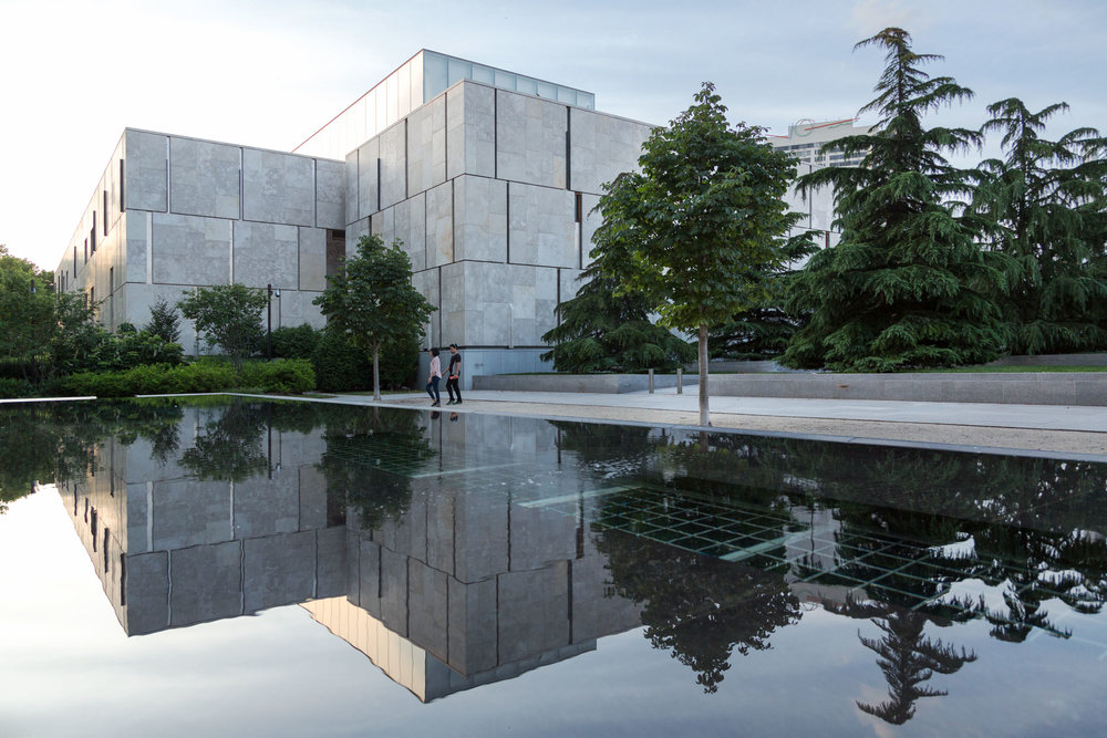 The Barnes Foundation  Philadelphia PA  Tod Williams & Bille Tsien   View Full Project