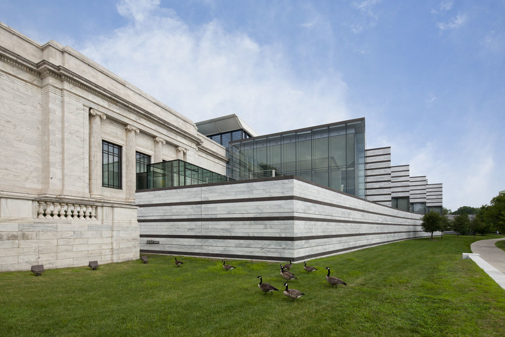 Cleveland Museum of Art  Cleveland OH  Marcel Breuer