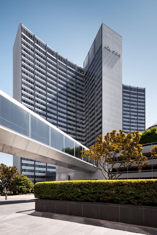 Kaiser Center  Oakland CA  Welton Becket & Associates