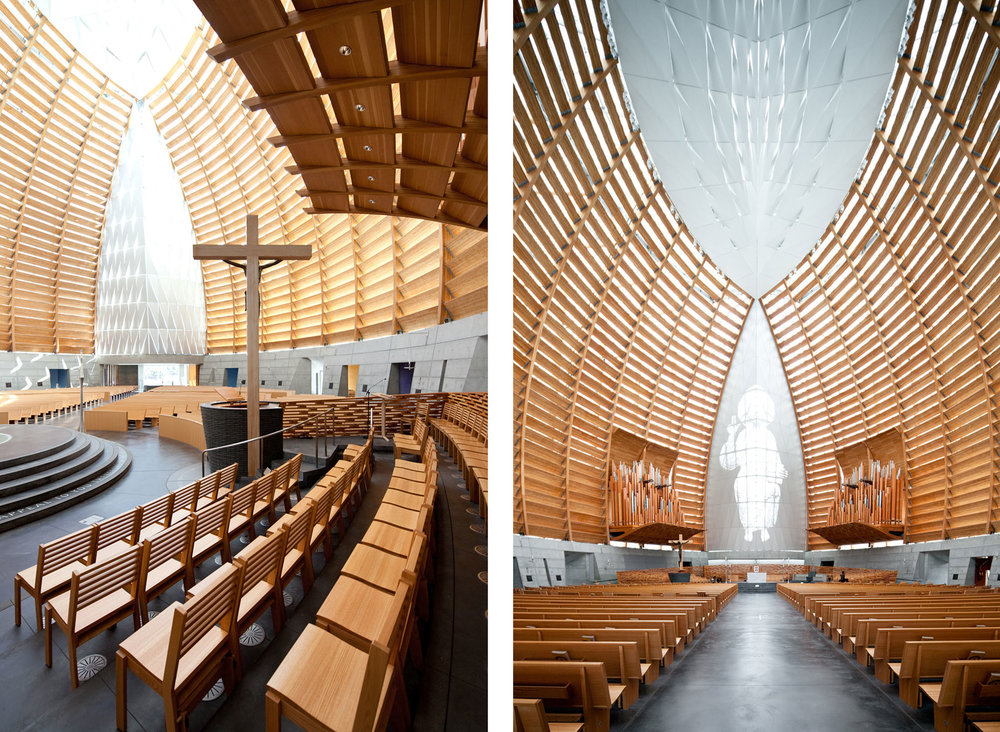 Cathedral of Christ the Light  Oakland CA  Skidmore Owings & Merrill   View Full Project