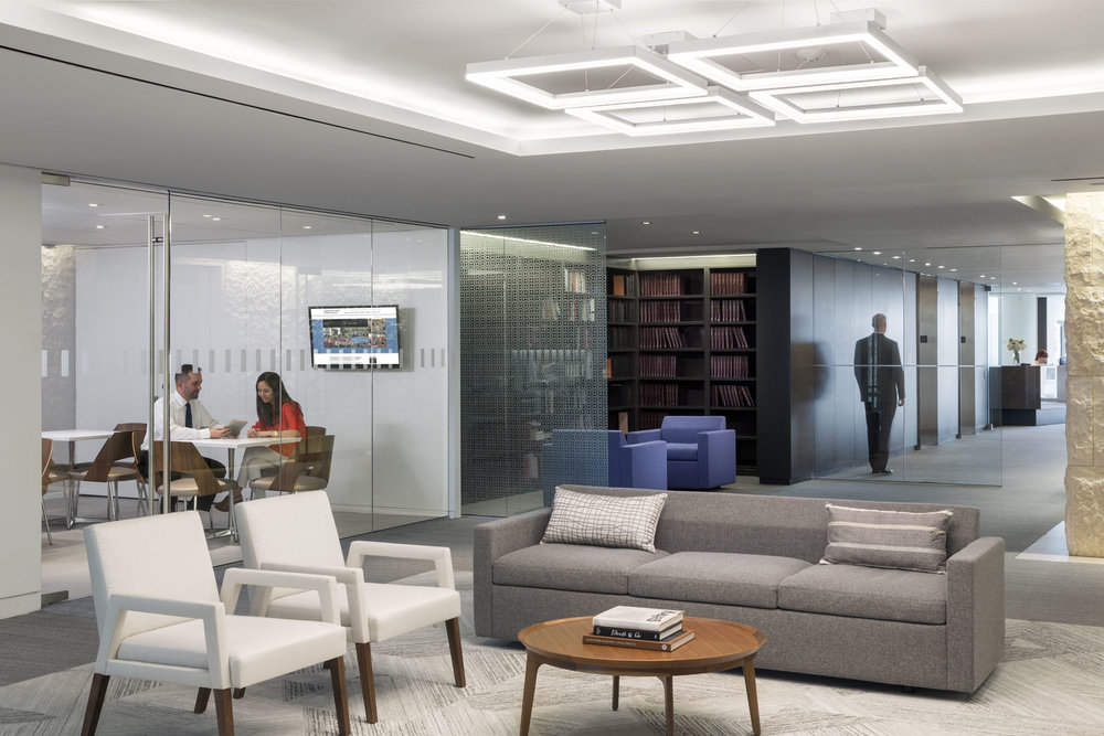 Brownstein Hyatt Office  Washington DC  Perkins+Will   View Full Project