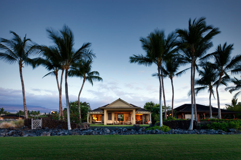 Golf Residence  The Island of Hawaii, HI  Inspirato   View Full Project