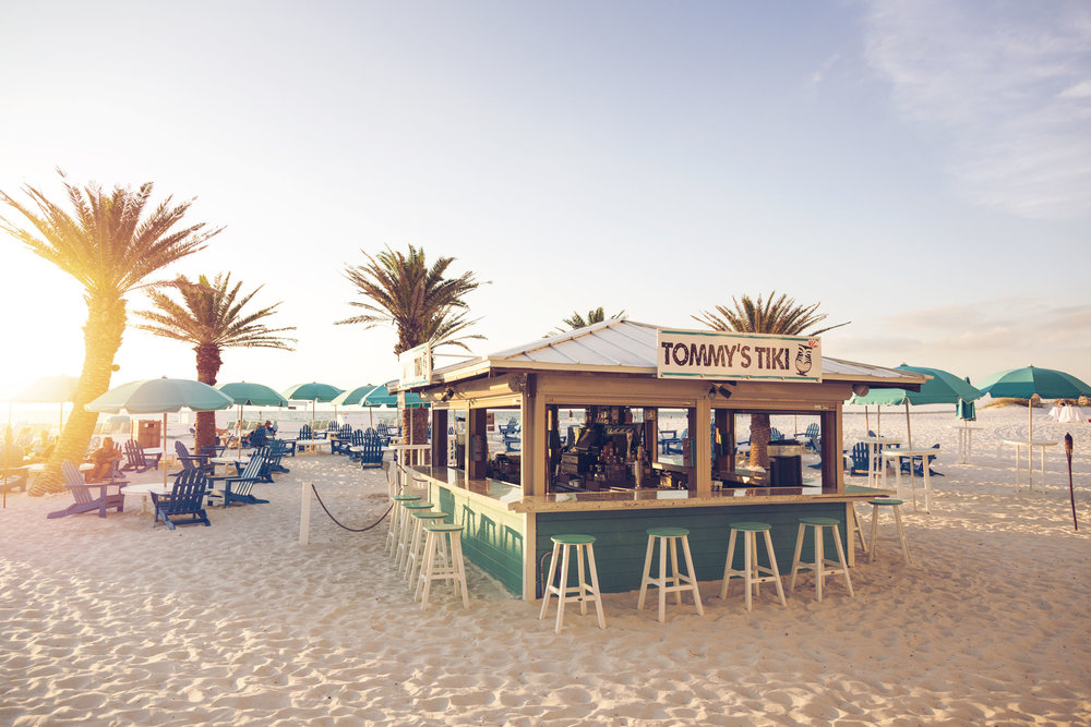 Tommy's Tike at Hilton Clearwater Beach Resort & Spa  Clearwater Beach FL