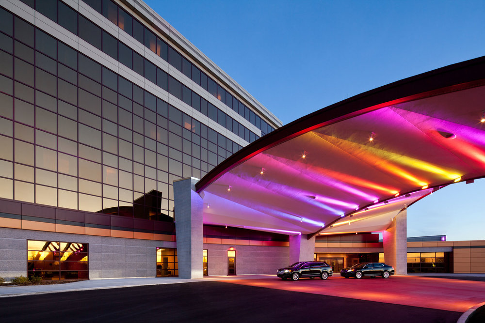 Firekeepers Hotel & Casino  Battle Creek MII  Thalden Boyd Emery