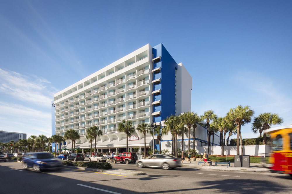 Hilton Clearwater Beach Resort & Spa  Clearwater Beach FL   View Full Project