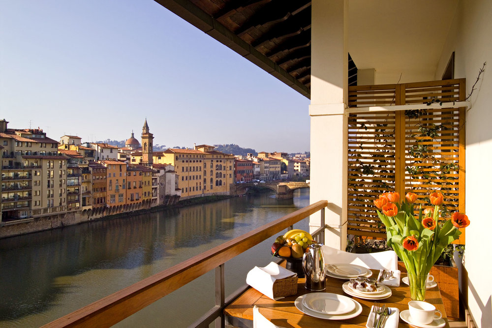 Lungarno Suites  Florence Italy