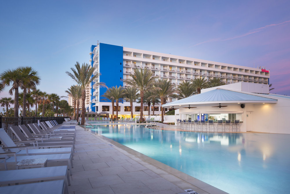 Hilton Clearwater Beach Resort & Spa  Clearwater Beach FL