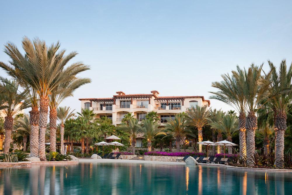 Esperanza Resort  Cabo San Lucas Mexico  HKS