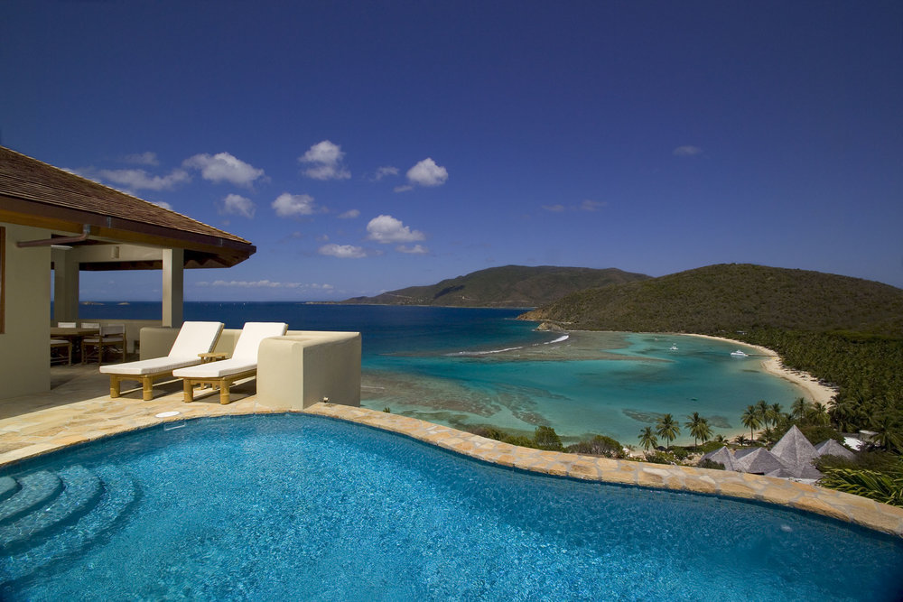 Rosewood Resort  British Virgin Islands