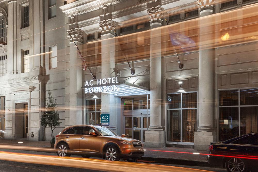 AC Bourbon Hotel by Marriott  New Orleans LA