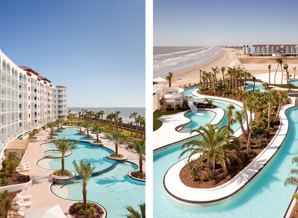 Diamond Beach  Galveston TX  Randall Davis Company