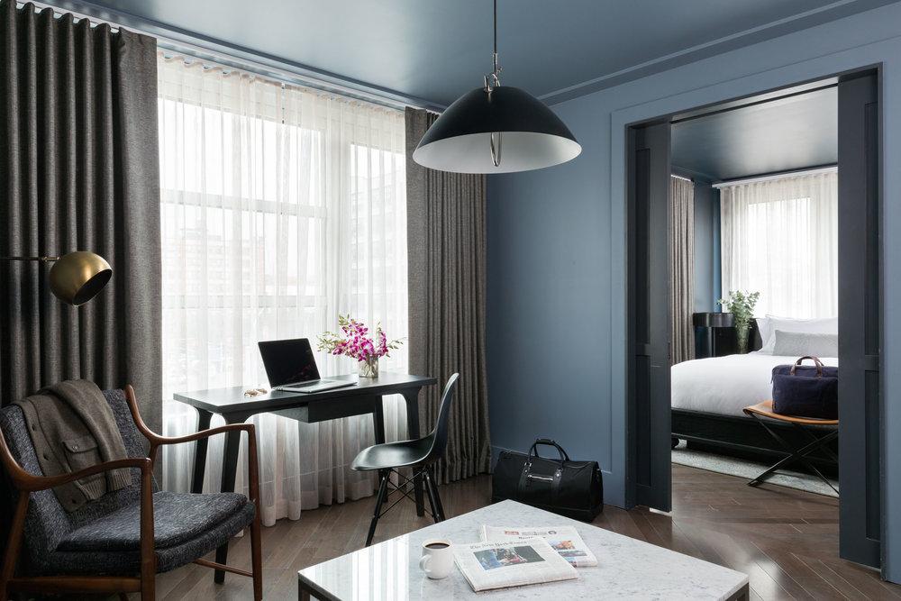 Dazzler Brooklyn by Fen Hotels  Brooklyn NY   View Full Project