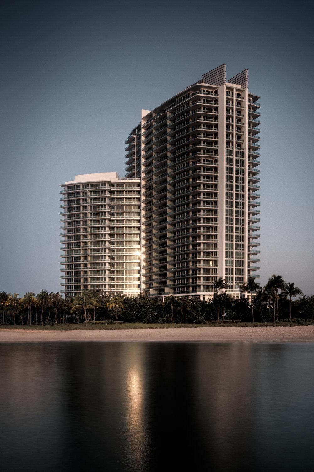 Regent Bal Harbour  Miami FL  NBWW   Back to Portfolios