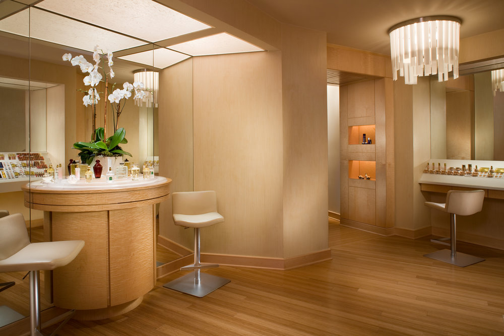 Guerlain Spa  Miami FL  C+TC Design Studio   Back to Portfolios