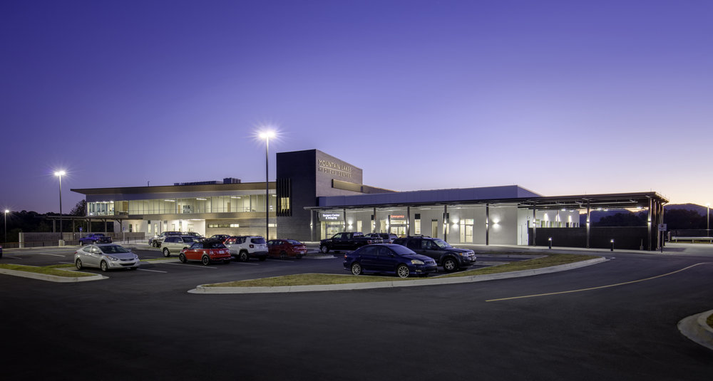 Mountain Lakes Medical Center  Clayton GA    CDH   Back to Portfolios