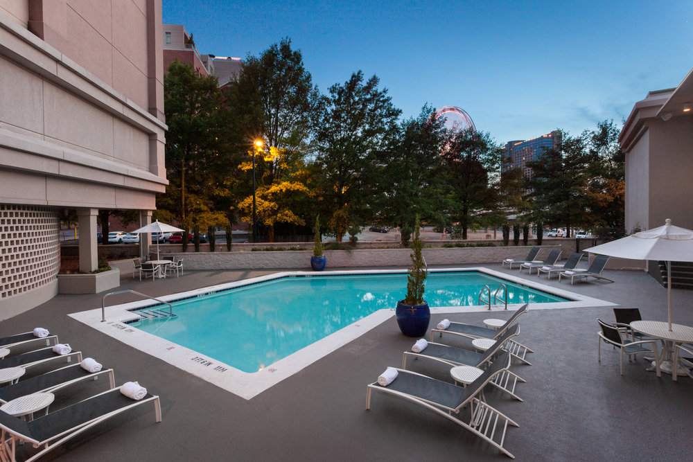 Doubletree by Hilton  Atlanta GA   Back to Portfolios