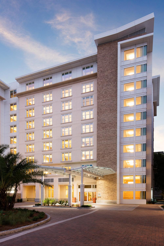 Hyatt Place  Charleston SC   Back to Portfolios